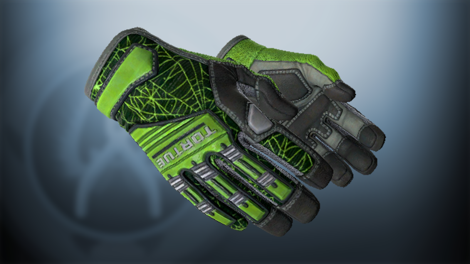 Specialist Gloves Emerald Web