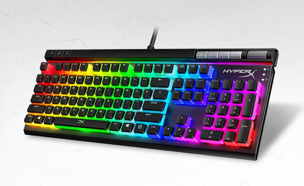 XyperX Alloy gaming keyboard