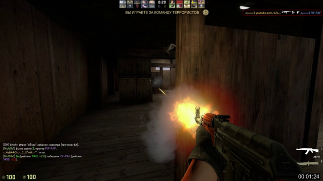 Tutorial CS:GO Clutch