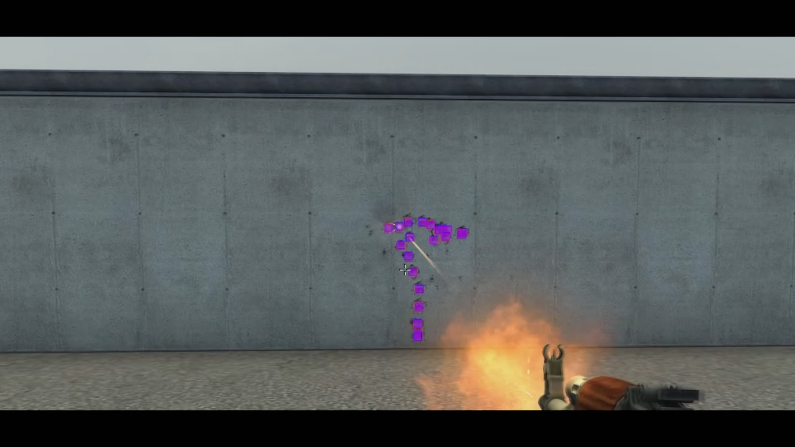 Spraying CS:GO - Recoil compensation