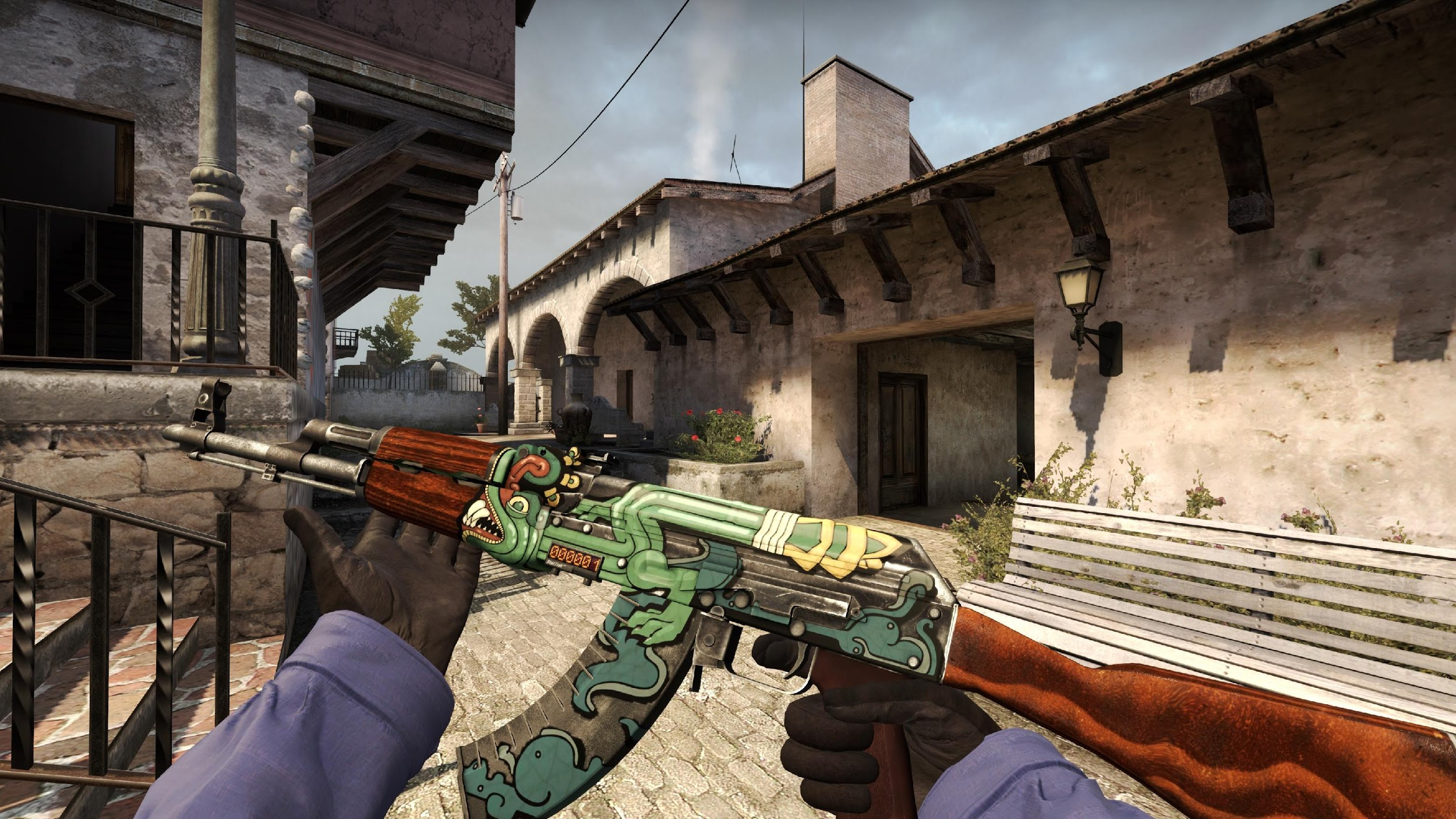 AK-47 | Fire Serpent