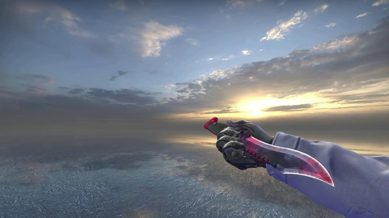 Bowie Knife Doppler