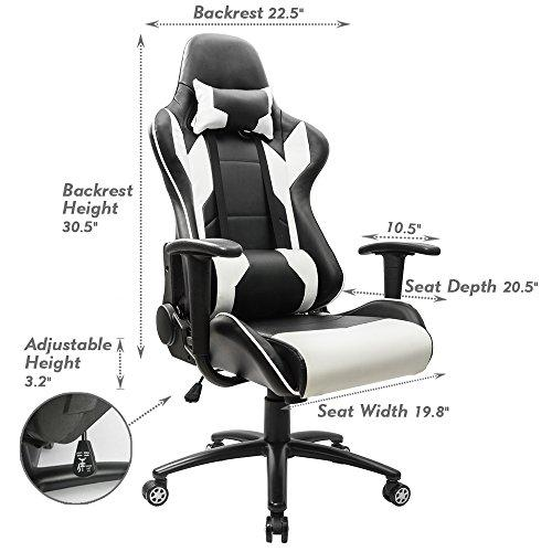 Homall Gaming Chair for CS:GO