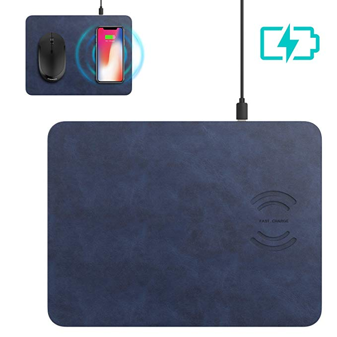 inductive charging mouse pad