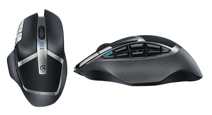 Logitech Wireless Gaming Mouse