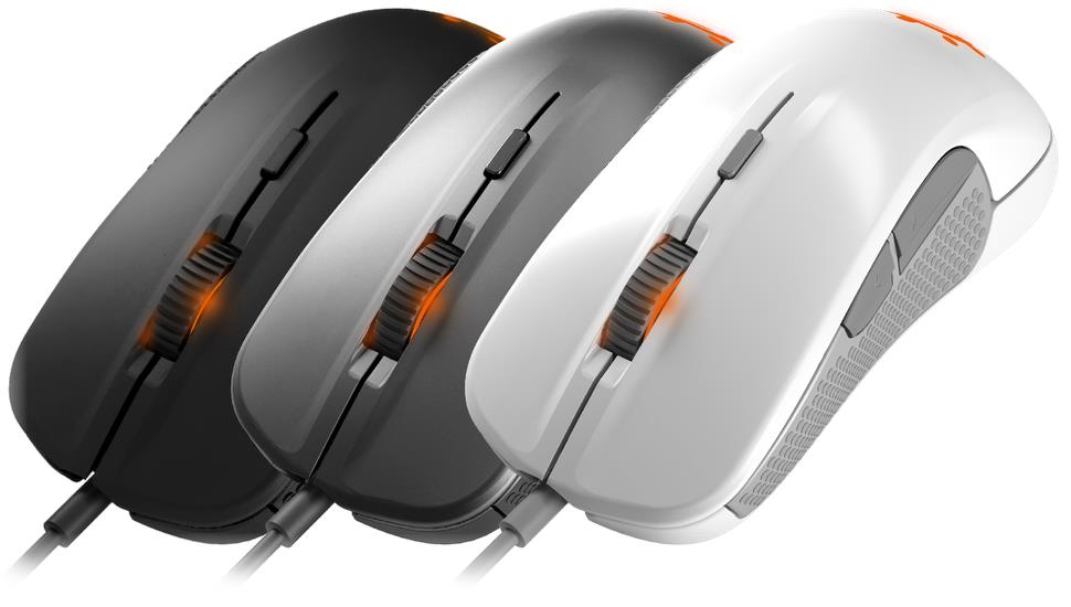 Steelseries Rival 300 and 310 mice