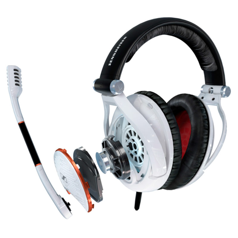 Sennheiser gaming headsets for CS:GO