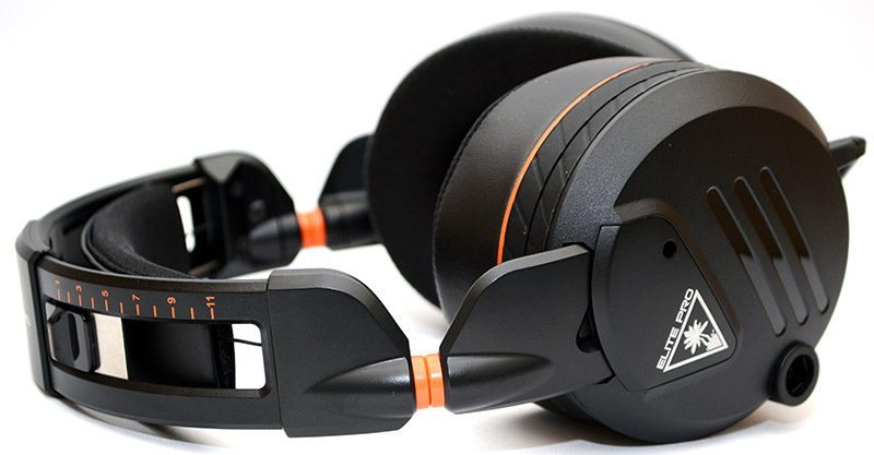 Turtle Beach Elite Pro gaming headsets