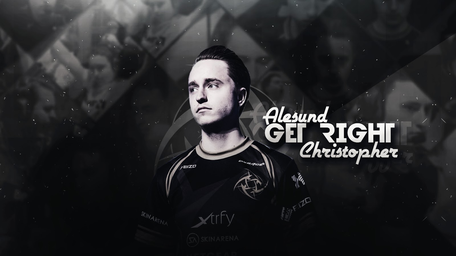 GeT_RiGhT CS:GO wallpaper 1600x900