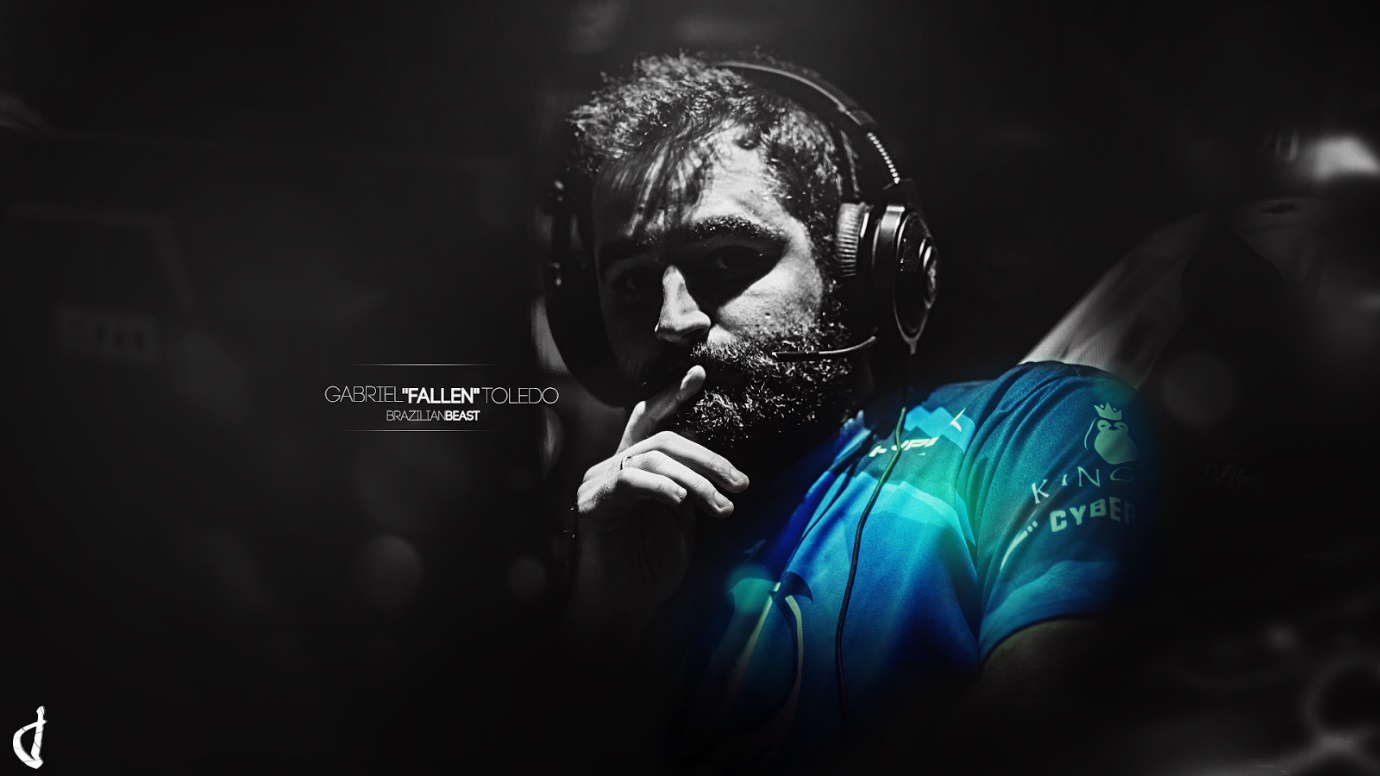 Fallen CS:GO wallpaper 1380x776