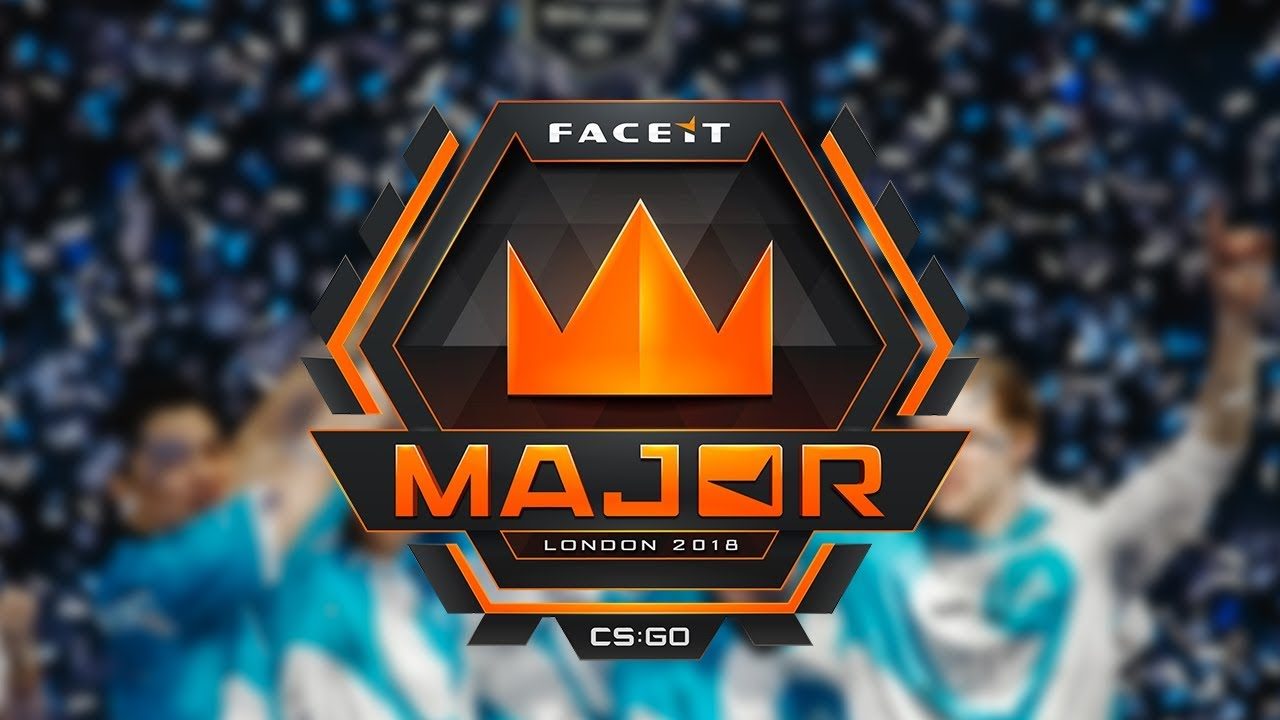 Faceit London Major 2018