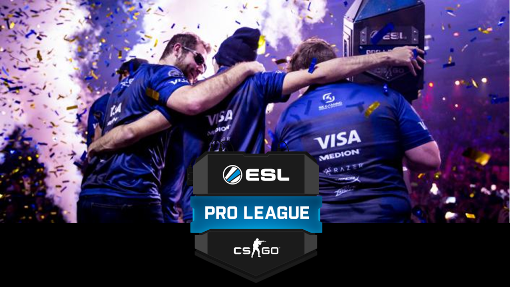 ESL Pro League Season 8 — Finals (CS GO World Championship)