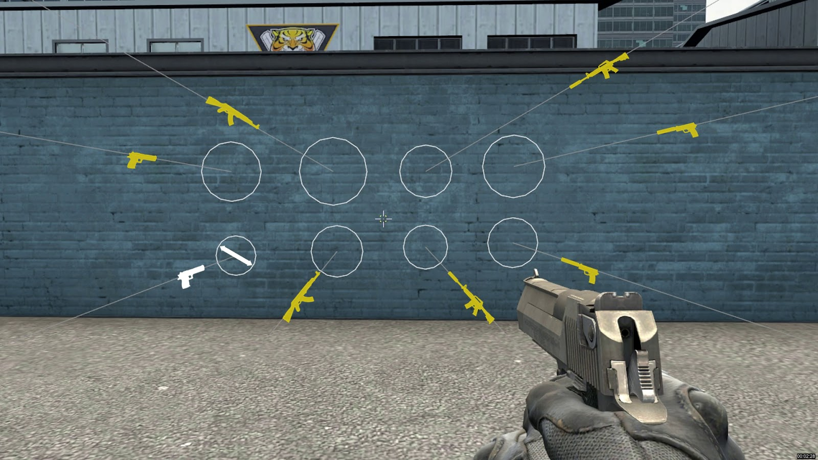 CS:GO Weapons - The Most Accurate Gun Guide