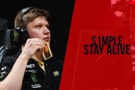 s1mple CS:GO settings 2019: crosshairs, video settings, Steam