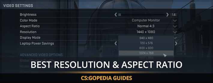 Best Csgo Tips Find Your Perfect Display Resolution And
